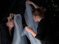 Choreographers Erin Colleen Johnson and Ashley Ferro-Murray